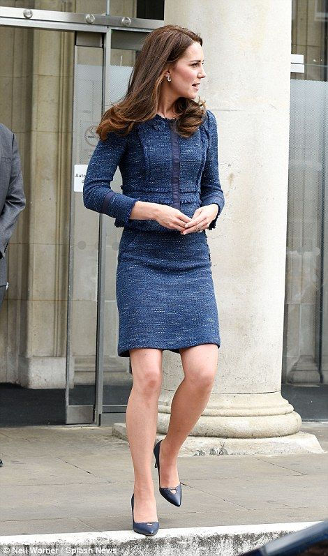 During the visit, Kate spent time at the bedsides of those still requiring treatment