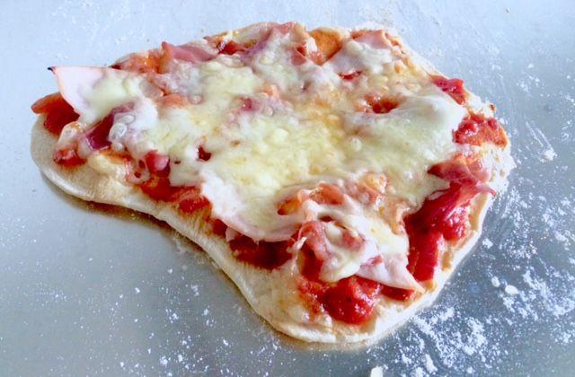 Speltsurdeigspizza lavFODMAP 2