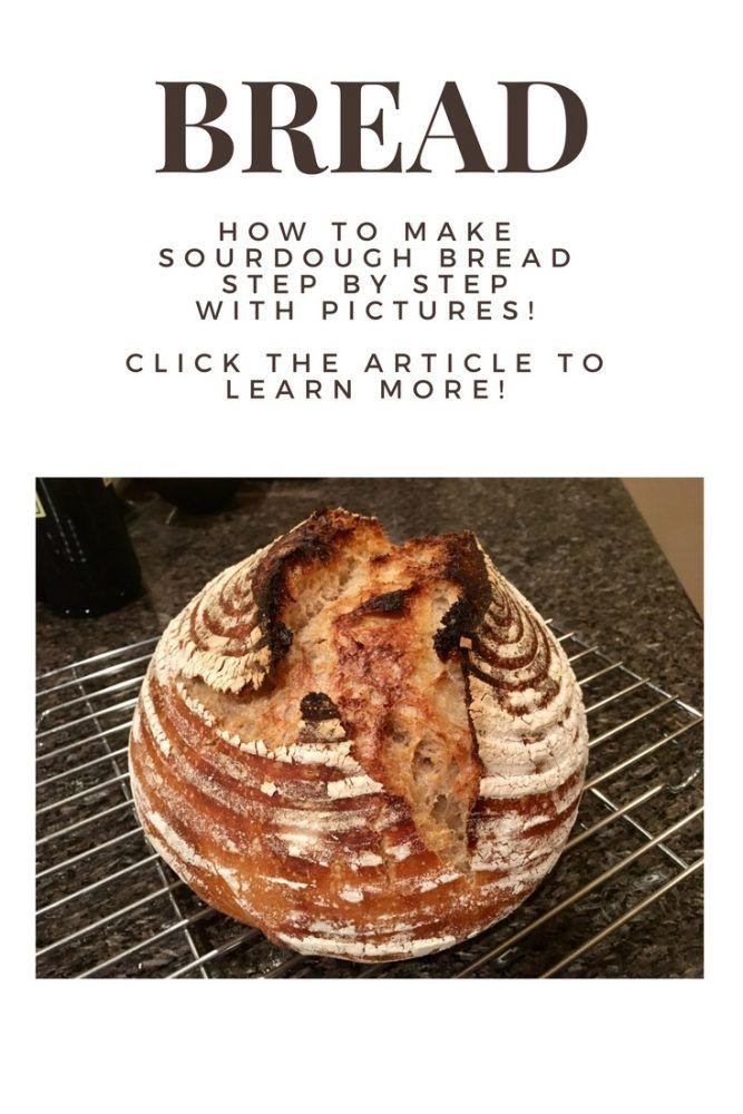 Here's How I Make The Best Sourdough Bread Ever - Kristen ...