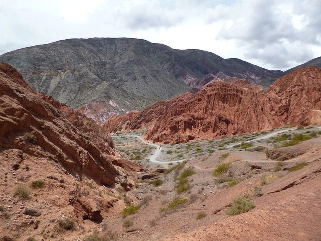 Argentina Salta Pumamarca - Best arid and desert experiences