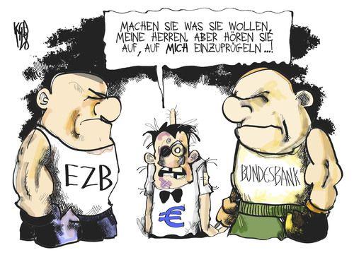 ezb, europäische zentralbank, deutsche bundesbank, eurokrise, euro, geldpolitik, steuerzahler,