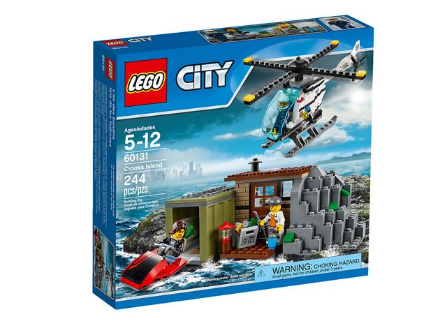 Musings from my Garage: Further LEGO City 2016 set images