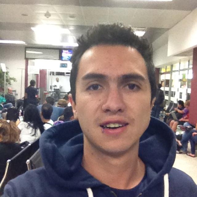 San Salvador aeropuerto!