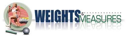 May 20  National Weights and Measures Day