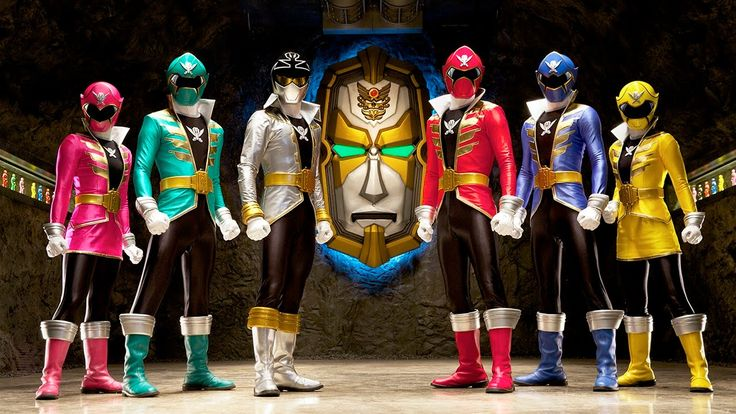 Power Rangers Super Megaforce Full Episodes English 9, 10, 11, 12