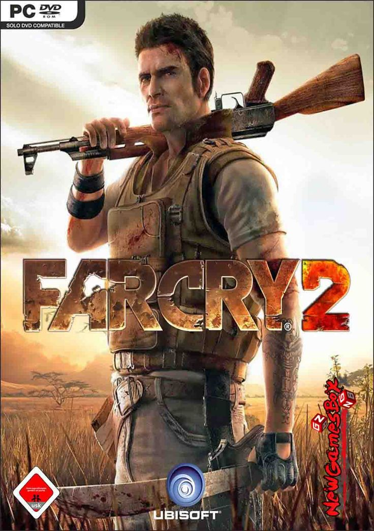 Far Cry 2 PC Game Free Download Full Version, PC System