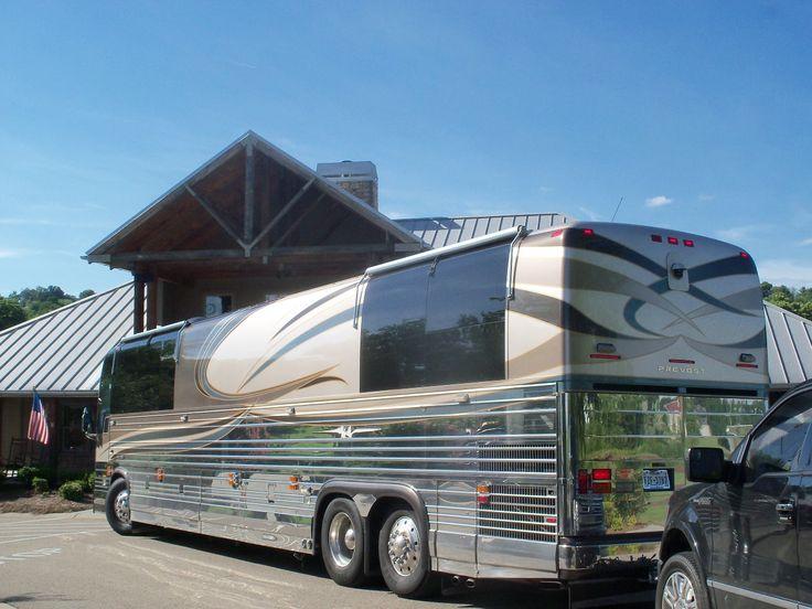 Liberty Coach Prevost Class A Bjl Luxury Motorcoach