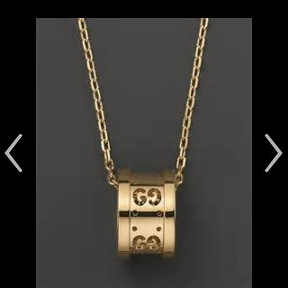 gucci necklace. gucci necklace in 18k yellow gold gorgeous jewelry necklaces