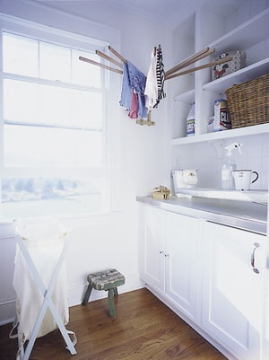 29 best images about laundry room ideas on pinterest Laundry room drying rack ideas