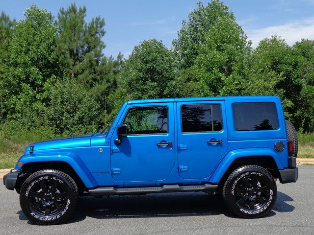 baby blue jeep wrangler unlimited | My Gallery