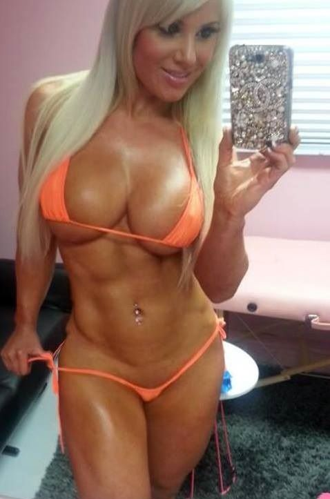 Love amateur muscle girls didn't like