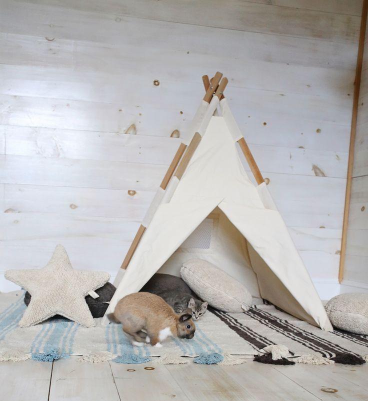 Machine-Washable Rugs #washablerugs #lorenacanals #homecollection #rugs #kidsdecoration
