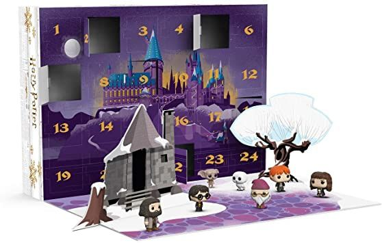 This Year Your Christmas Will Be Magical With Our Harry Potter Limited Edition Advent Calendar Of Harry Potter Advent Calendar Advent Calendar Calendar Gifts