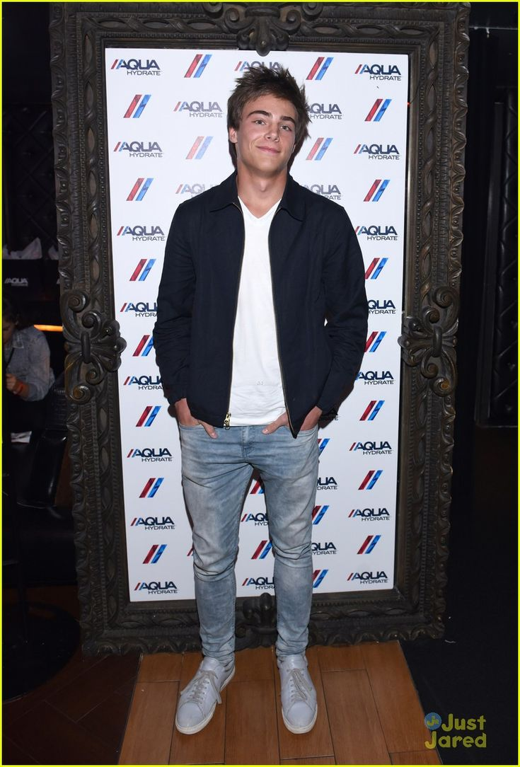 Kevin Quinn at the AQUAhydrate suite during the Drake and Future concert
