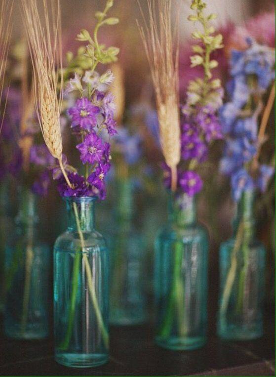 Inspirações da semana: Bodas de trigo [http://www.tabletips.com.br]