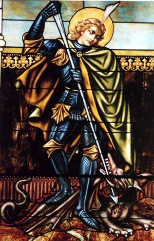 St. George, Martyr and Dragon-Slayer