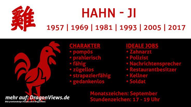 Chinesische Tierkreiszeichen: Hahn - Fakten   © premiumdesign - fotolia.com / DragonViews
