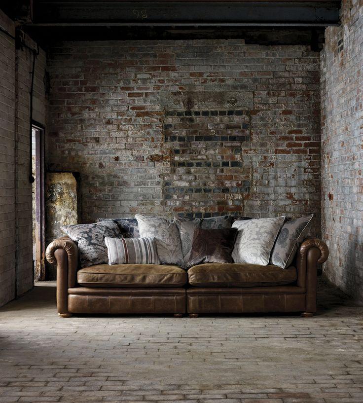 Rustic Living | Darsi Fabric by Warwick | Jane Clayton