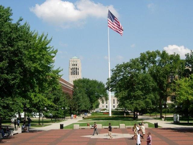 University of Michigan Ann Arbor, MI The Diag