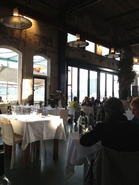 Restaurant Stork in Amsterdam