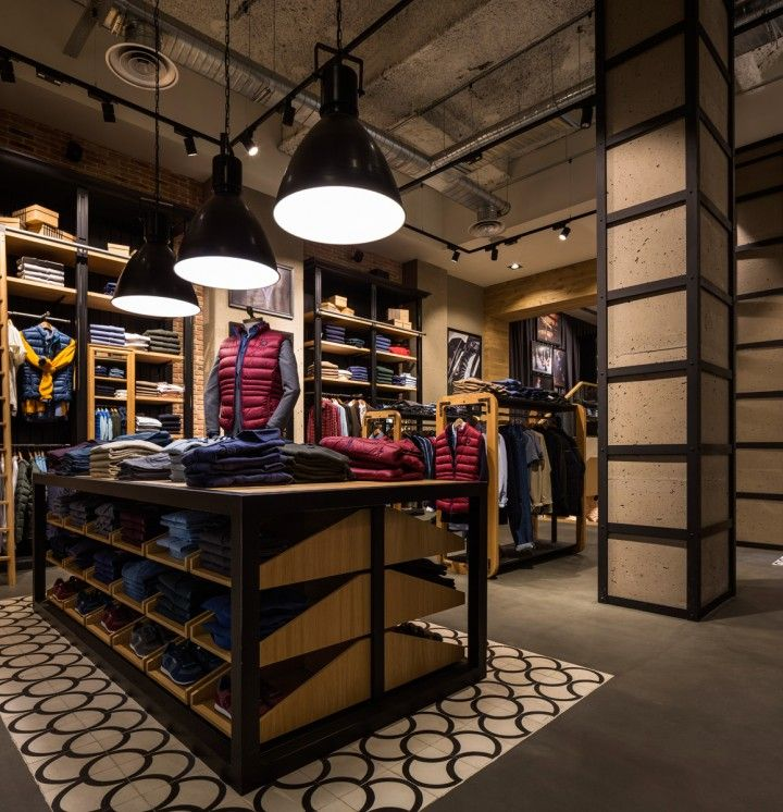 114 best images about retail on pinterest building - Scalpers madrid ...