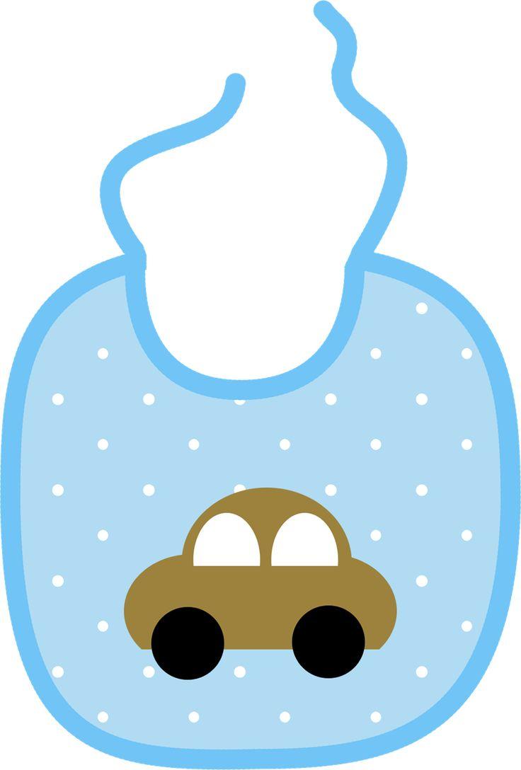 Bebê (Menino e Menina) Minus Varal de chás de bebê