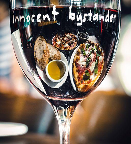 Celebrate all things epicurean at Innocent Bystander's remarkable cellar door #Wine #Food #Australia