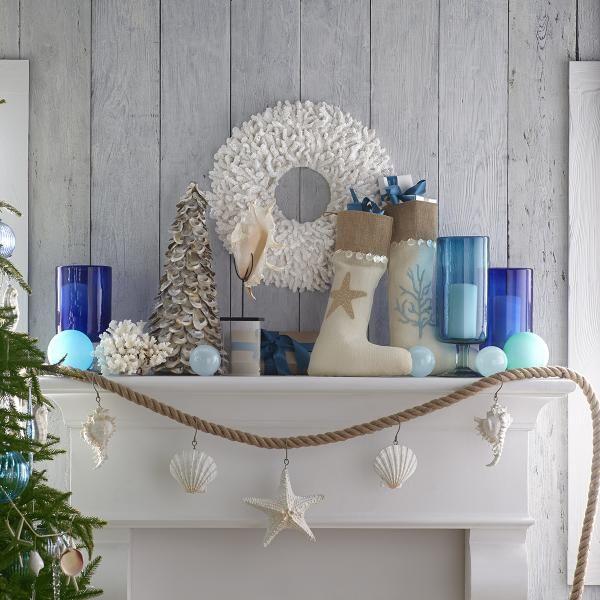Seashell Garland - NEW