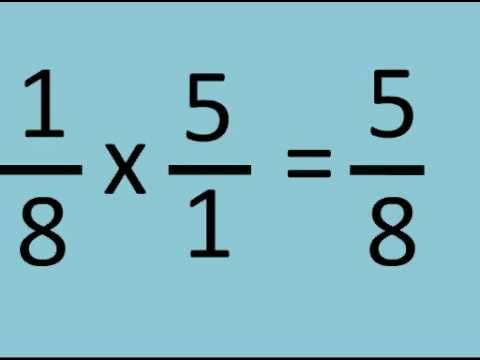 Video with a math song about how to divide fractions using a reciprocal.