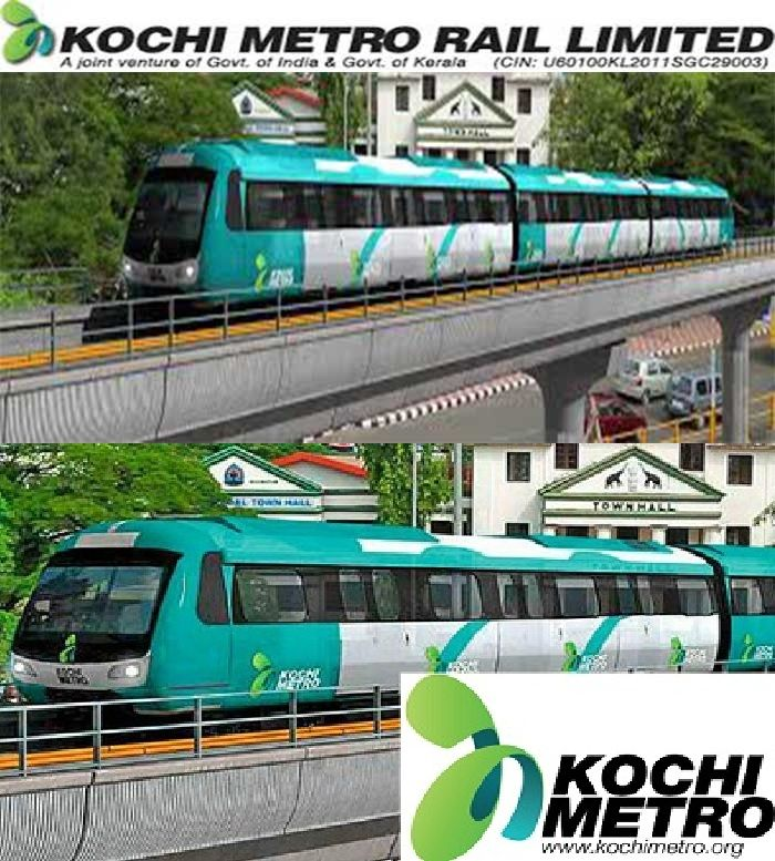 Engineering Jobs at Kochi Metro Rail – Pay Scale : Rs. 29100-54500/- KMRL Recruitment Notification 2016 – Dy. General Manager- 2 Vacancies –-	Last Date 17 October 2016 Sept. 30, 2016,  Engineering Jobs at Kochi Metro Rail – Pay Scale : Rs. 29100-54500/- KMRL Recruitment Notification 2016 – Dy. General Manager- 2 Vacancies –-	Last Date 17 October 2016 Sept. 30, 2016,