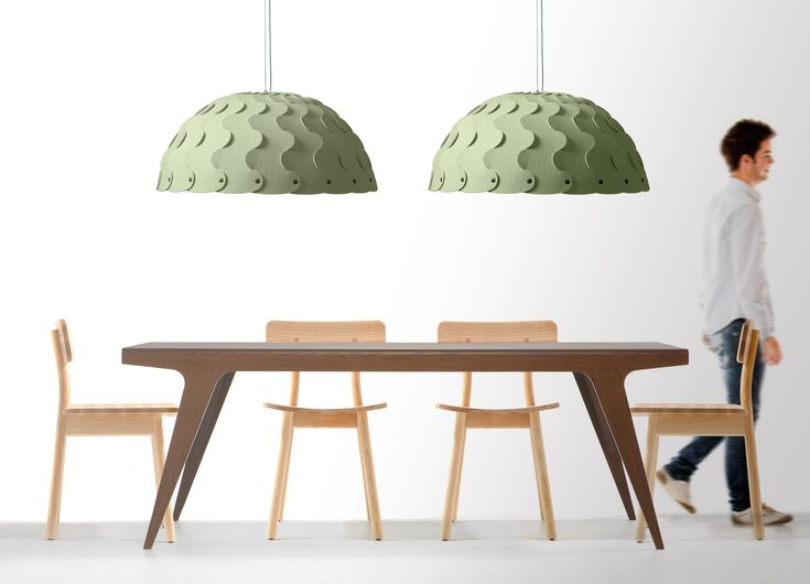 Hush Mini Lights with furniture from Fletcher Systems.