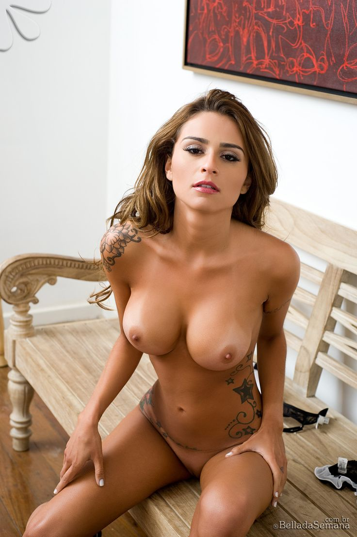 naked babes with tatts