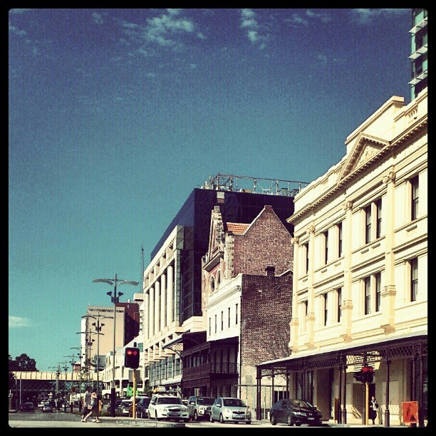 Wellington St. Perth