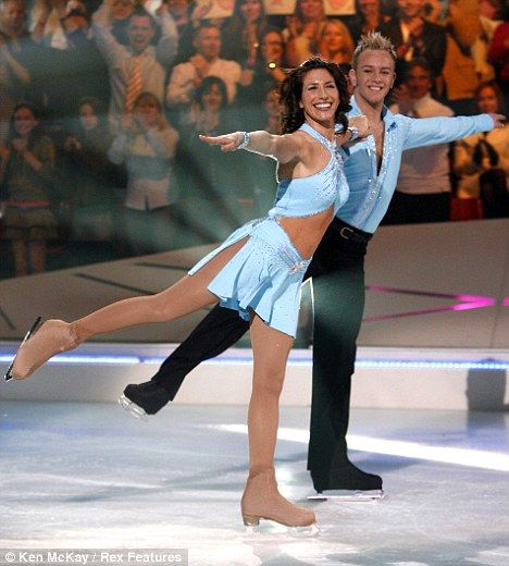 dancing on ice dating couples Canadian skater brianne delcourt (above front right) has had her fair share of relationships from the show, but her more high-profile dating debacles have overshadowed the first time she coupled up however, the couple did briefly reunite around eight months later, after her next dancing on ice fling.