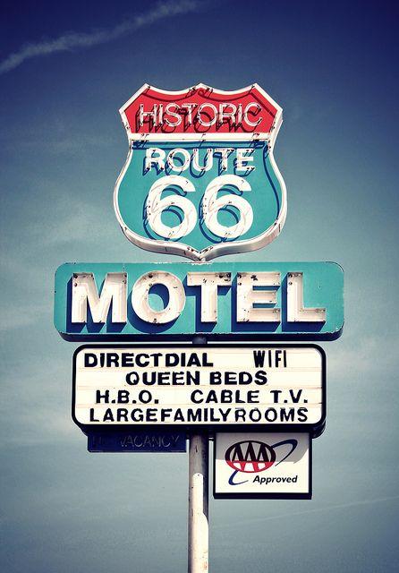 Historic Route 66 Motel - Seligman, Arizona