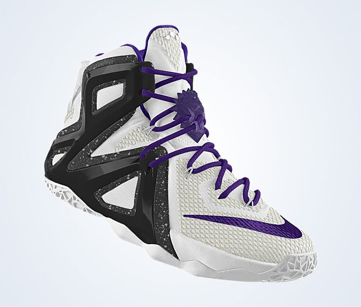 """""""Finals"""", """"X-Box"""", and more Nike LeBron 12 Elite iD Concepts - SneakerNews.com"""