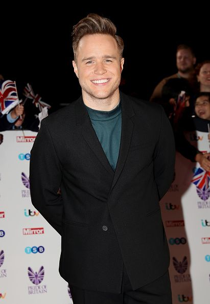 Olly Murs attends the Pride Of Britain awards at the Grosvenor House Hotel on October 31 2016 in London England