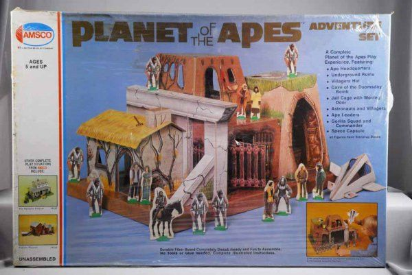 Amsco Planet of the Apes | Toys & Figures & Other ...