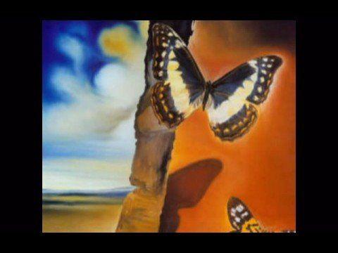 """""""Mariposa"""" de Lorca, poema musicado por Vicente Monera (hay más en su página de YouTube)"""