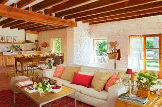 OtthonSzerelem : Otthonok nagyítóval - Spanyol vidéki otthon