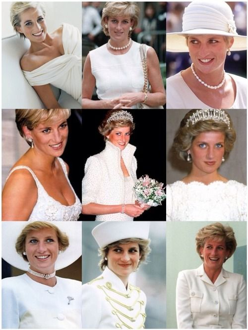 the-peoples-princess:  Diana in White.