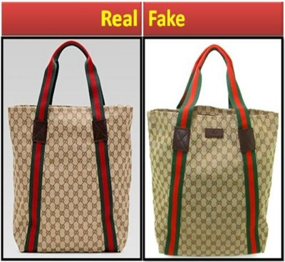 Spot Fake Gucci Bags