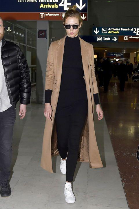 Snag some denim-inspo for your street style from the best dressed celebs, like Karlie Kloss: