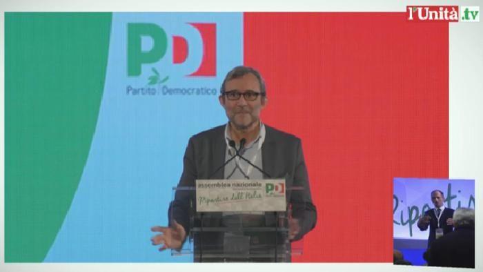 Simona Investigazioni: Pd: Giachetti,Speranza ha faccia come culo. Lite i...