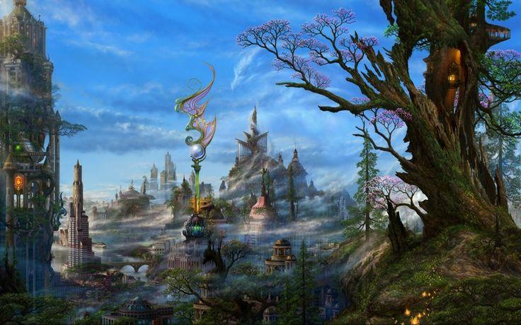 fantasy world 3d artwork129 - photo #42