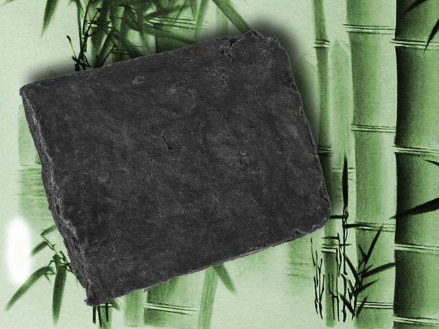 100% Natural Handmade Activated Charcoal Soap DETOX Tall Skinny Rustic Bar OZ