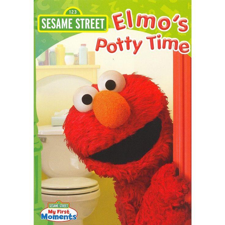 Sesame Street: Elmo's Potty Time (dvd_video)