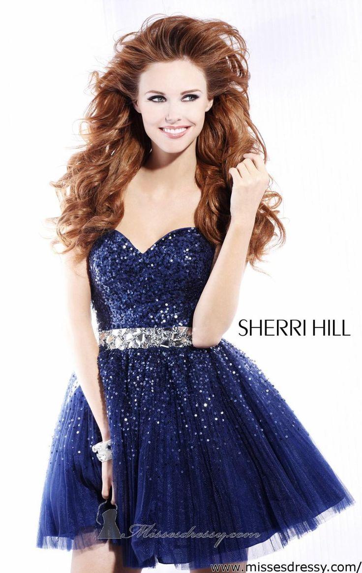Sherri hill Vestidos juveniles vestidos de noche