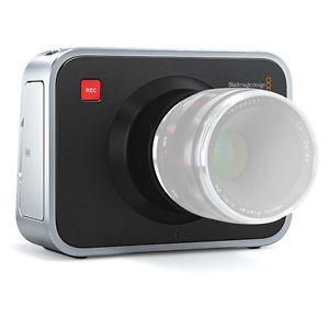 Black Magic Cinema Camera EF 2 5K Bundle w Cage Exbattery Ssdcard   eBay