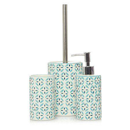 buy havana tile bath accessories range from our bathroom accessories range today from george at asda